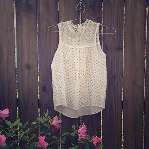 Pretty summer blouse